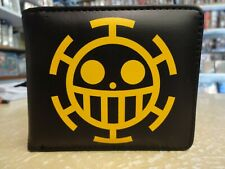 One Piece Trafalgar Law Emblem Anime & Manga Official Bi-Fold Wallet
