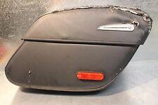 Harley Davidson Sportster Rigid Leather Right side Saddlebag 53138-10 -See Desc.