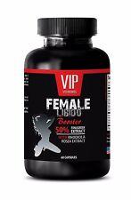 100% herbal  - FEMALE LIBIDO BOOSTER 1600 - Women Sexual Energy -1B