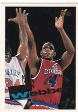 Chris Webber NBA Basketball Trading Cards 1995-96 Season