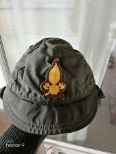 Cappello berretto vigili del fuoco vintage
