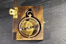 1953 Compass Coronation of Elizabeth II Antique Perfect Condition
