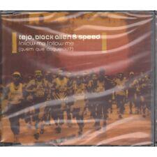 Tejo, Black Alien & Speed Cd'S Singolo Follow Me Follow Me / Time Sigillato