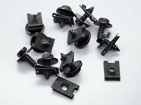 20 Teile Blechmutter Schrauben Unterlegscheiben für Audi BMW Opel Ford Skoda VW