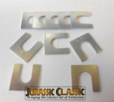 10x 46-85 GM 1/16 Body Fender Square Shims Adjusters Alignment Caster Camber NOS