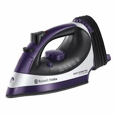Russell Hobbs 23780 Easy Store Pro, Plug & Wind Steam Iron, 0.330 Litre, 2400W