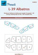Peewit 1/48 Aero L-39C/L-39ZA Albatros # PEE48012