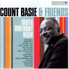 Count Basie and Friends: 100th Birthday Bash (CD-ROULETTE JAZZ)
