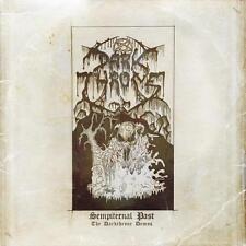 """DARKTHRONE """"SEMPITERNAL PAST"""" THE DARKTHRONE DEMOS VINYL DOUBLE LP"""