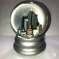 "Three Jays Imports San Diego Skyline Glitter Musical Snow Globe 15"" Medium/Works"