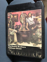 THE DOOBIE BROTHERS TOULOUSE STREET 8 TRACK TAPE 1972 WARNER BROS