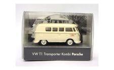 #41bm08 Wiking VW t1 Transporter Kombi-Porsche-Retro Classics 2013 - 1:87