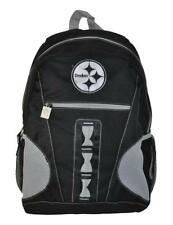 Nfl Pittsburgh Steelers Captain Backpack 18.5 inch