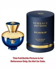VERSACE Pour Femme DYLAN BLUE EDP 6mL BOTTLE SAMPLE Travel Size Atomizer Perfume