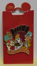 Disney Pin WDI Alice in Wonderland 2013 Holidays Thanksgiving LE250