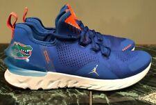Men's Jordan React Havoc Florida Gators CJ6747-408 Blue Running Shoes Size 8 / 9
