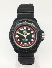 Women's TAG HEUER F1 Professional Quartz Watch. 28mm. Black Dial. Date. WR 200M