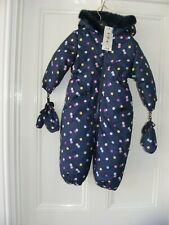 Baby's Snowsuit 12-18mths BN