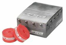 "FSA 700"" x 17mm Rim Strips Red Nylon Box/10 road bike bicycle tape"