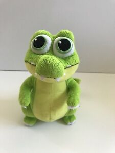 Disney Fairies Crocodile Alligator Baby Plush Stuffed Toy Tinker Bell No Sound