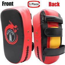 Boxing Kick Shield Strike Curved Arm Pad MMA Focus Muay Thai Punch Bag