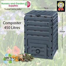 450 litre Household Composter Garantia Eco-Master Composting Bin