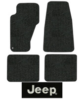 1999-2004 Jeep Grand Cherokee Floor Mats - WJ - 4pc - Cutpile