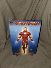 Iron Man War Of The Iron Men Marvel Comics HC Hard Cover