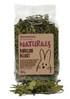 ROSEWOOD DANDELION DELIGHT - HERBY TREAT FOR RABBITS, CHINCHILLAS, GUINEA PIGS