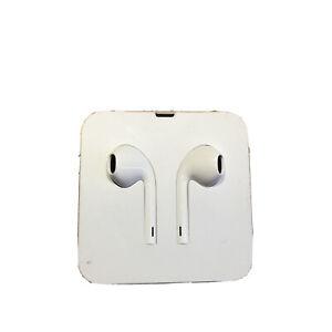 Apple Corded Headphones Brand New Never Used
