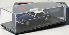 Spark 1/43 Mg B Roadster Hard Top Blue/White Top S4138
