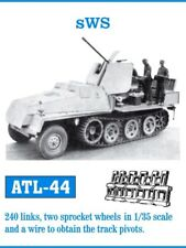1/35 Friulmodel ATL-44 sWS with Friul Metal Tracks with 2 Drive Sprockets