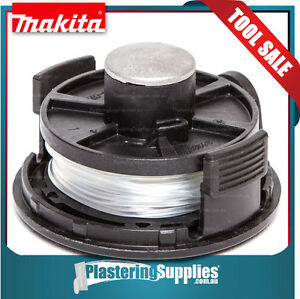 Makita Bump and Feed Spool Set With Line 195858-1  Line Trimmer Parts