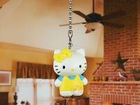 Hello Kitty Ceiling Fan Pull Cord Light Lamp Chain Decor K1146 Q