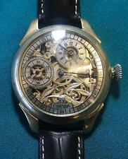 Mechanical (Hand-winding) Luxury Round OMEGA Wristwatches