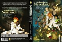 The Promised Neverland (Chapter 1 - 12 End) ~ All Region ~Brand New Factory Seal