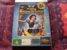 Snow White and the Seven Dwarfs 2 Disc DVD with Bonus Pillowcase