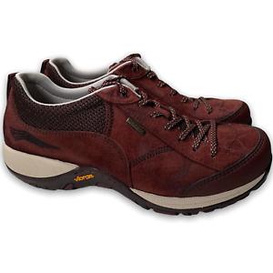Dansko Paisley Vibram Women's Waterproof Hiking Walking Sneaker Shoes Size 7.5