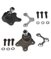 2 x FOR VW POLO FOX FRONT LOWER BALL JOINT 2001-ONWARDS PAIR LEFT AND RIGHT