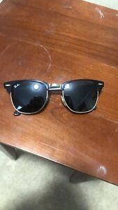 ray bans clubmaster sunglasses
