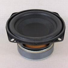 "1PCS 4.5"" inch 4Ohm 50W Audio Subwoofer Speaker Woofer Loudspeaker Bass Horn"