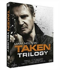 Taken Trilogy (3 Blu-Ray Disc) - ITALIANO ORIGINALE SIGILLATO -