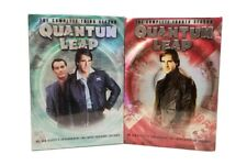 Lot Of 2 New Sealed Quantum Leap The Complete Third Season & Fourth Season Dvd