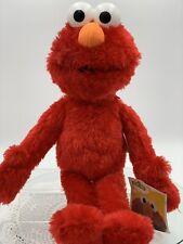 Medium Size Elmo, 2013, Sesame Street, 46cm Tall, 18' Toy, Doll, Plush, NEW