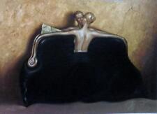 "Vladimir Kush         ""Purse""      Giclee on Canvas"