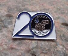 1989 NASA Apollo 11 20th Anniversary Eagle Landing Moon Mission Tie Pin Badge