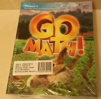 GO Math!: 13-Volume Student Edition Grade K 2015 Common Core Practice Homeschool