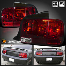 2005-2009 Mustang Sequential Turn Signal Tail Light Brake Lamp Red