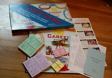 Career Odyssey (Board Game, 2000) Franklin Learning Systems educational Rare