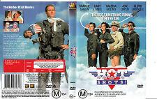 Hot Shots-1991-Charlie Sheen-Movie DVD